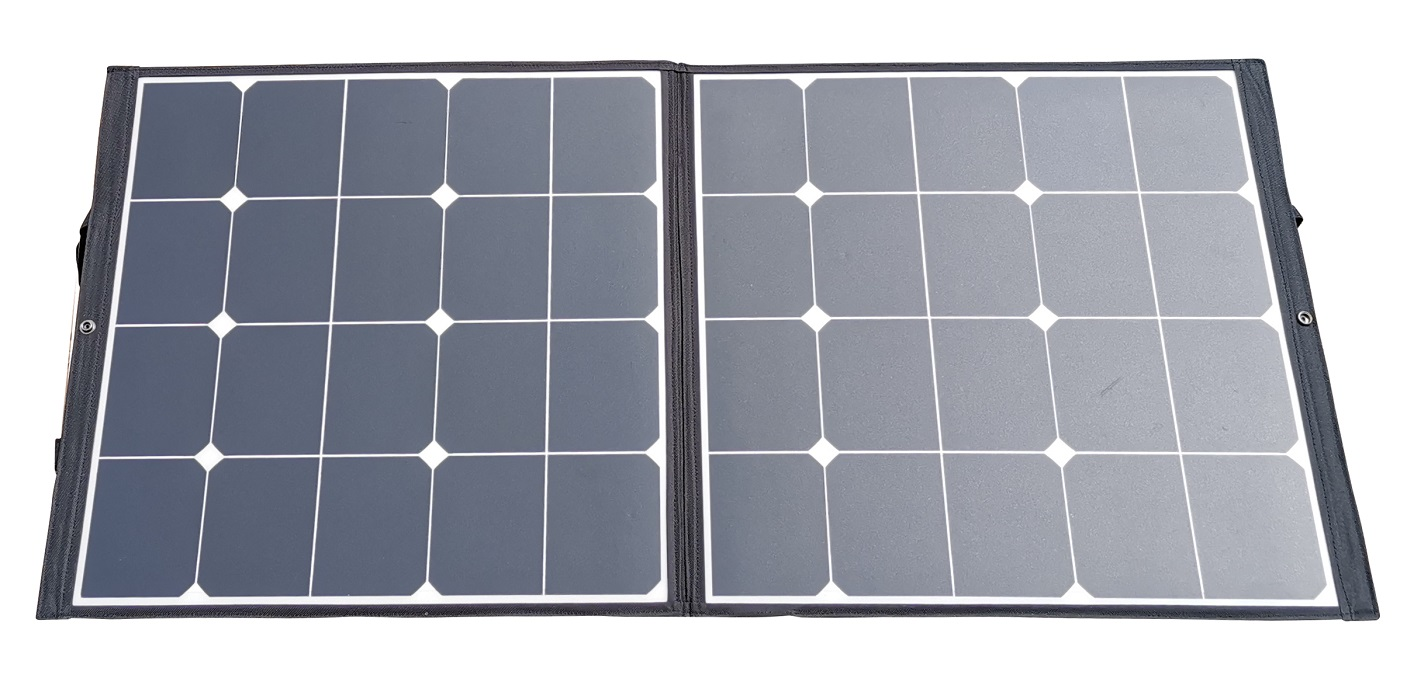 100W Solar Charger PD Two-Folded