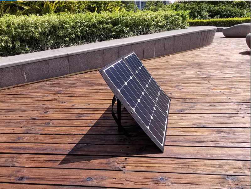 60w Solar Charger PD Two-Folded