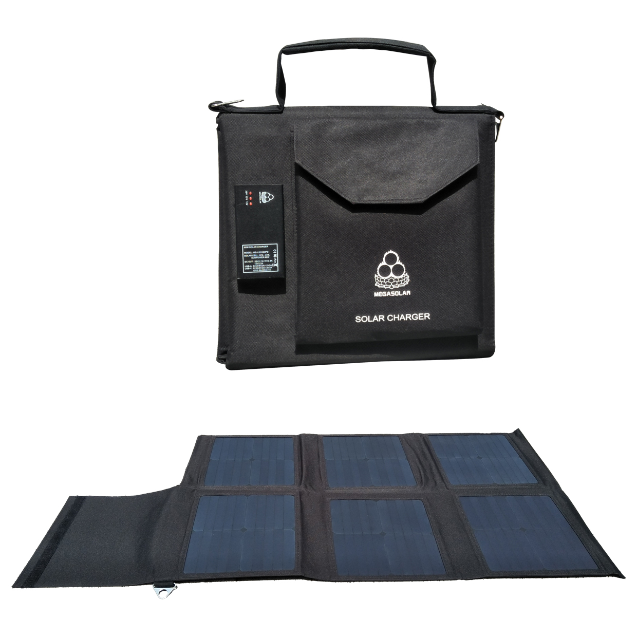 60W Solar Charger PD