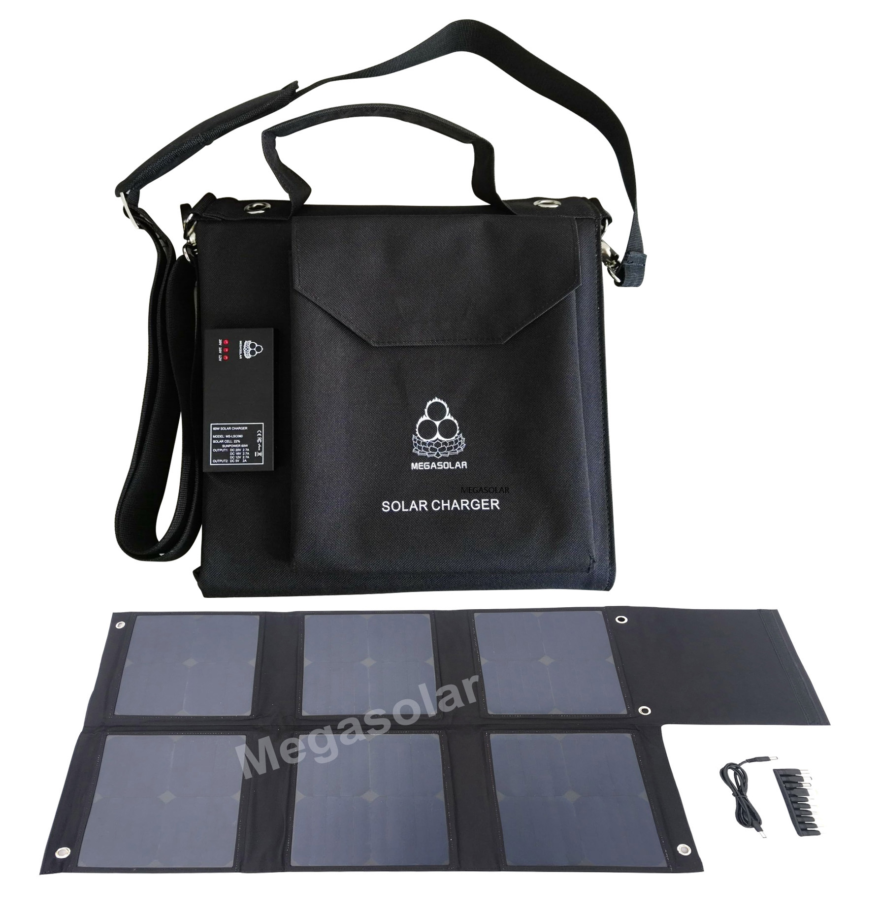 60W Solar Charger