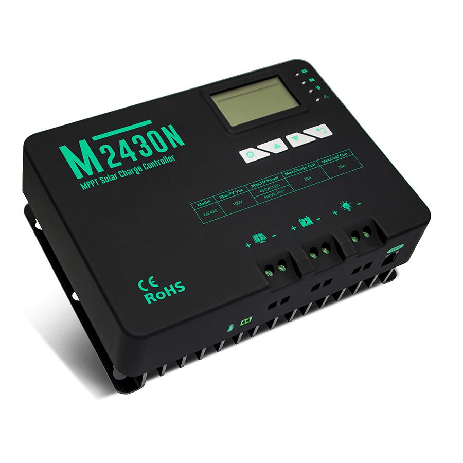 30A MPPT solar charger controller - NG