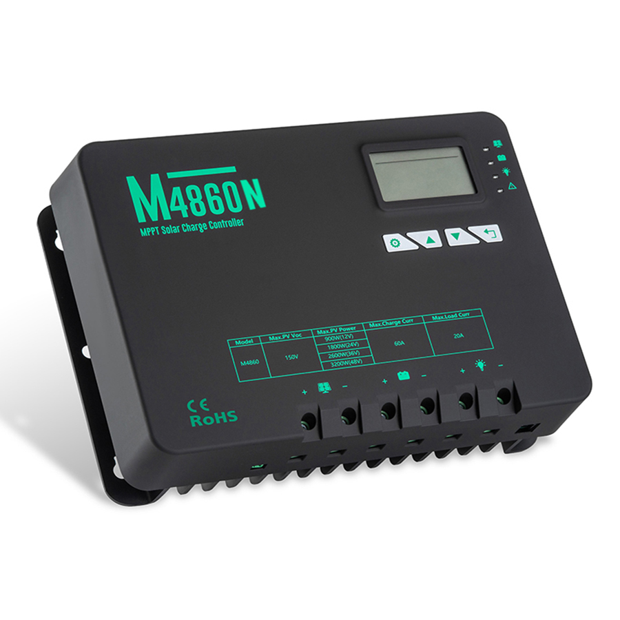 60A MPPT solar charge controller - NG