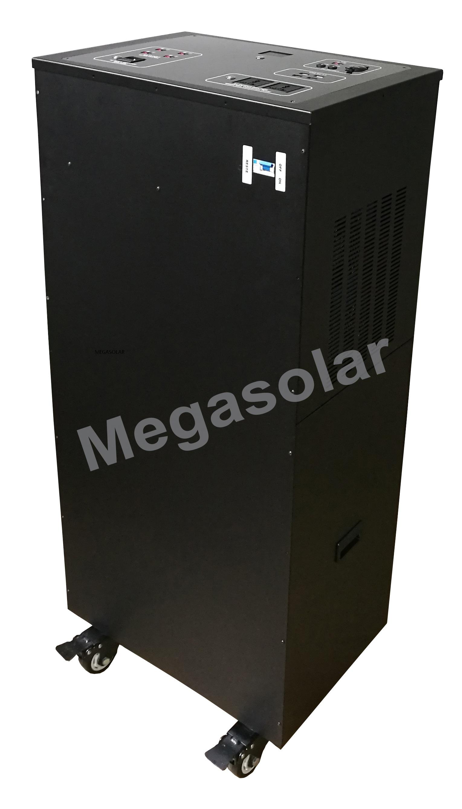 3000W家用太阳能储能系统