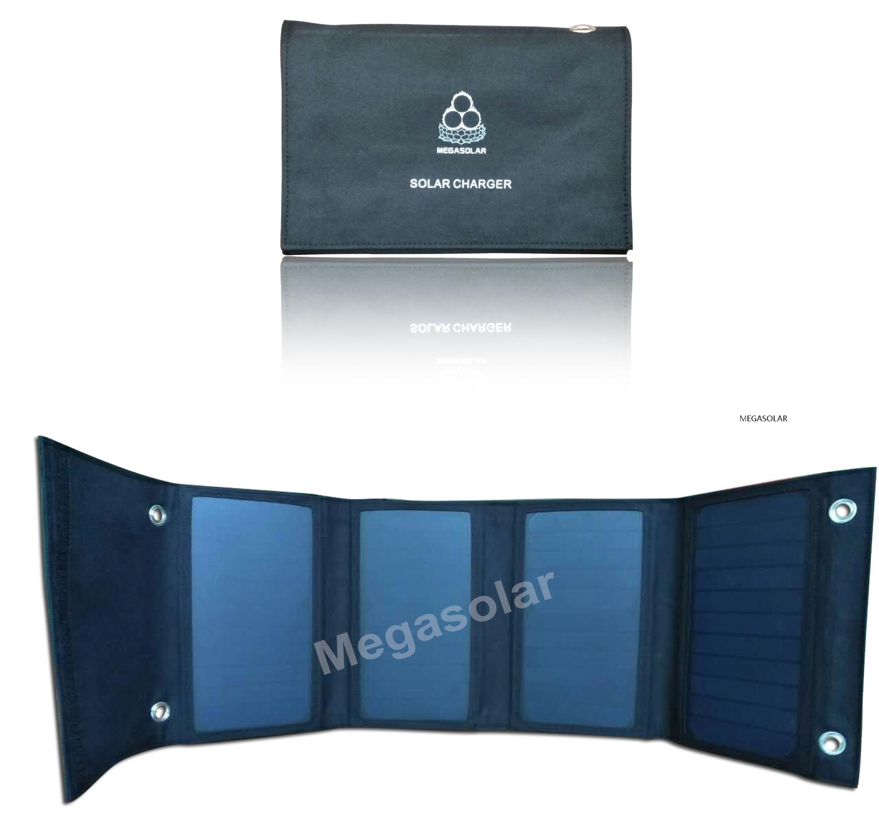 24W太阳能充电折叠包