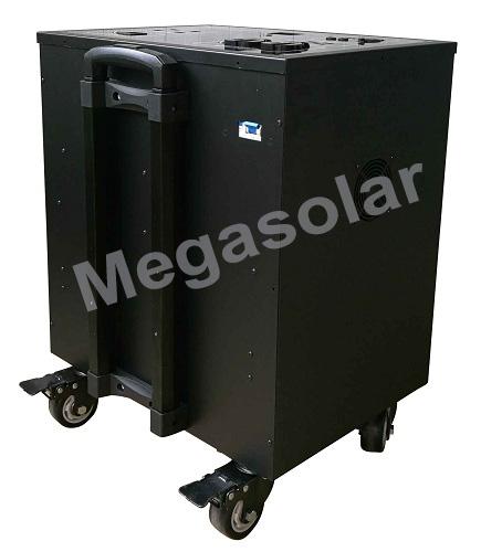 600W Portable Solar Generator