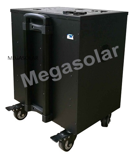 2000W Portable Solar Generator